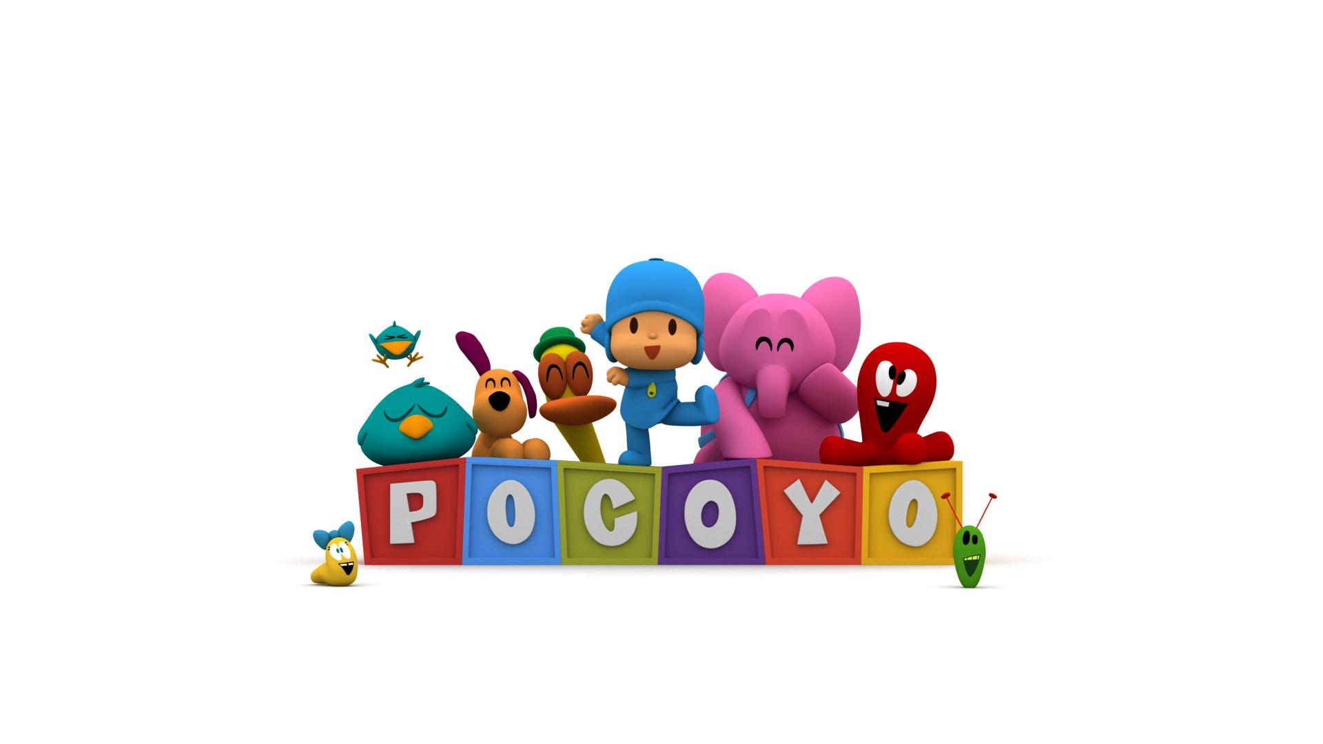 Pocoyo Cartoon Characters