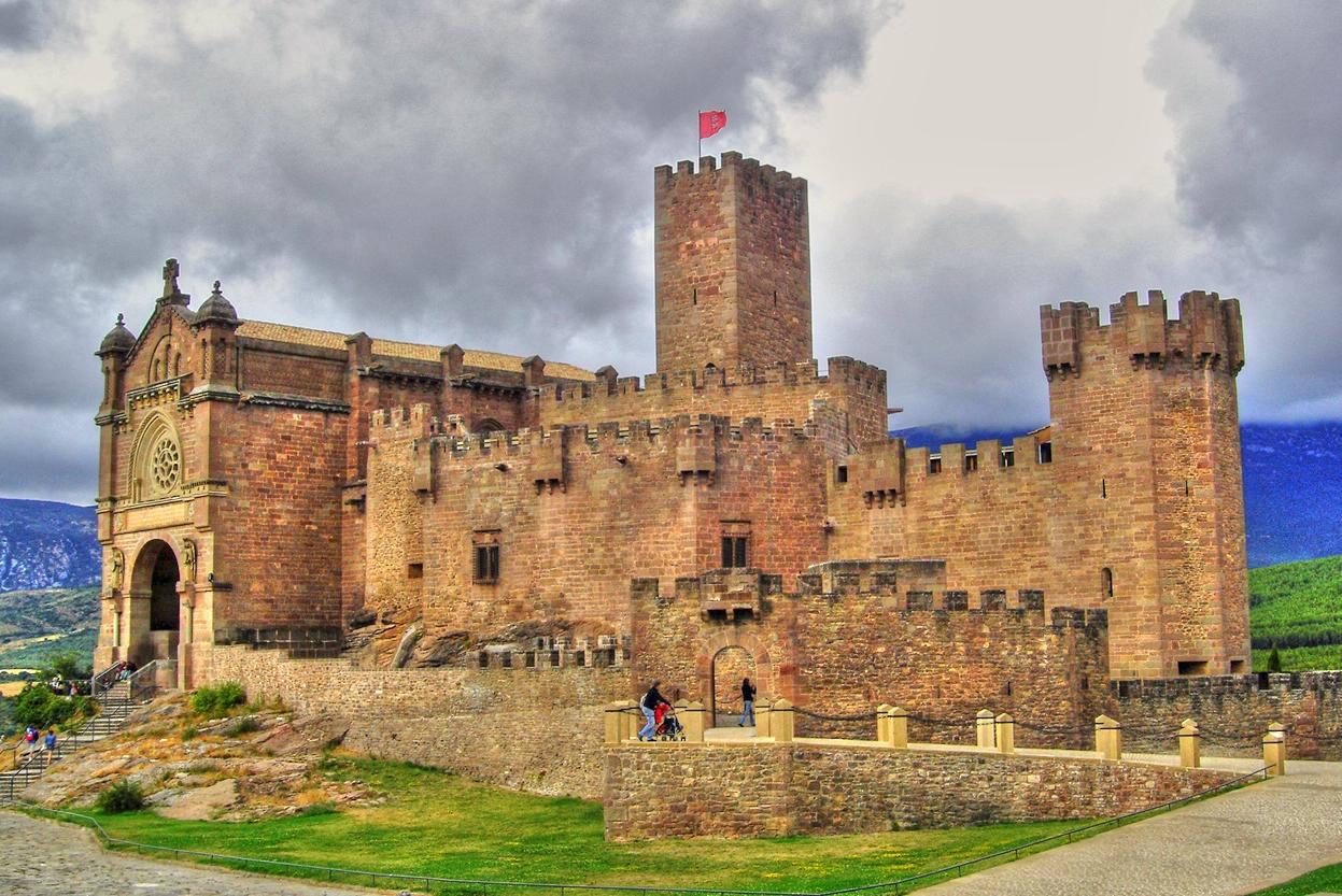 Peru Castillo de Javier