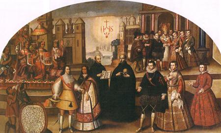 Peru Matrimonio-de-Martin-Garcia Loyola