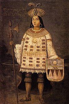 Peru Tupac Amaru I