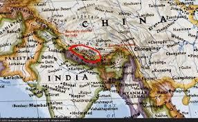 Mapa Everest