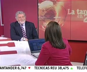 Entrevista Jose Maria Castillejo TVE