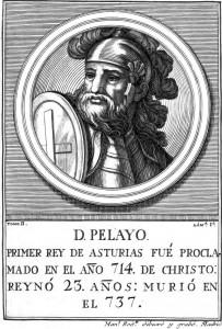El Rey Don Pelayo