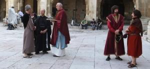 Las Cortes en San Isidoro de León