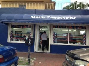 Barbería Gamboa